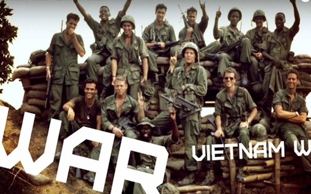 Edwin Starr: War – Vietnam Veteran Tribute Video