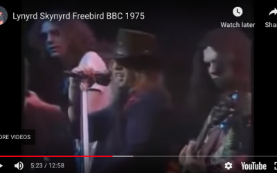 Lynyrd Skynyrd – Free Bird, Live in London