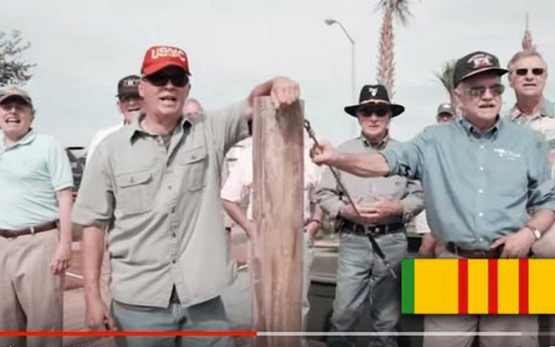 "Vietnam Vets Sing ""We Gotta Get Out Of This Place"" by The Animals – Absolutely Incredible!"