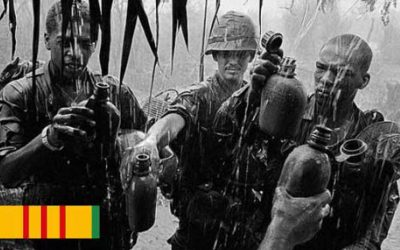 Creedence Clearwater Revival: Who'll Stop the Rain – Vietnam Vet Tribute Video