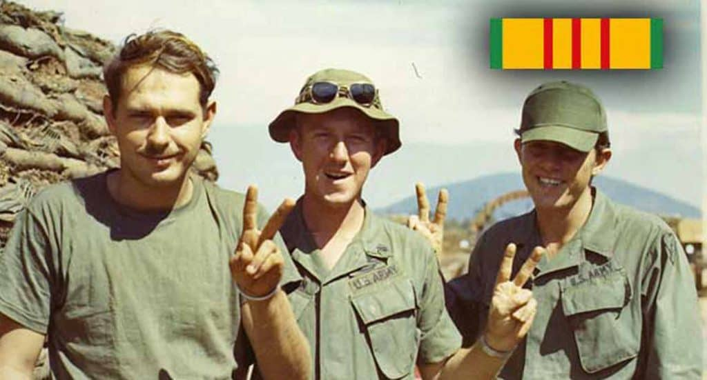 Creedence Clearwater Revival: Proud Mary – Vietnam Vet Tribute Video