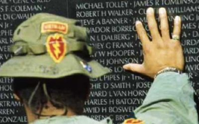 Vietnam Vet Memorial Song: More Than Just a Name on the Wall