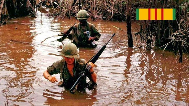 CCR: Green River – Vietnam Veteran Tribute Video
