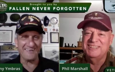 Episode 4 – Phil Marshall – Dustoff Pilot, Vietnam