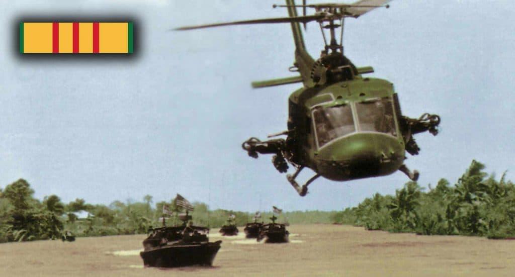 CCR: Born on the Bayou – Vietnam Vet Tribute Video
