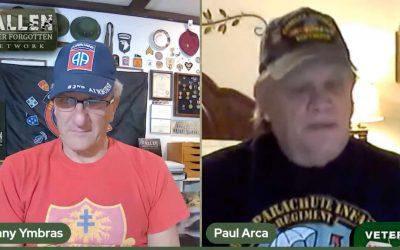 Paul Arca 82nd Airborne Vietnam – Golden Brigade