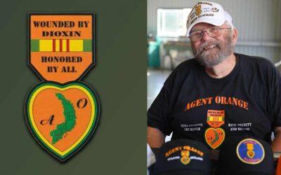 Orange Heart Medal Foundation President, Ken Gamble – Brown Water Navy