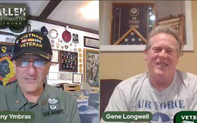 Master Sergeant Gene Longwell, USAF