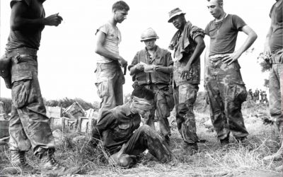 The Vietnam War from Behind the Lens – Discussion with MACV Photographer Guido Rossi