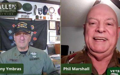 Dustoff Pilot Phil Marshall Part II