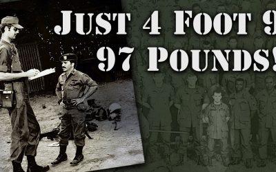 The Giant Killer, America's Smallest Warrior – CPT Richard Flaherty
