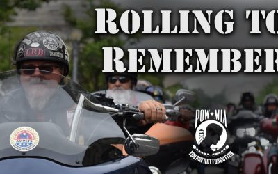 Rolling to Remember – POW/MIA Motorcycle Ride for Memorial Day