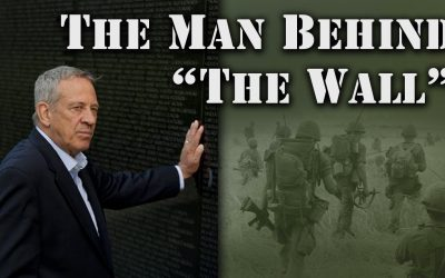 """The Man Behind """"The Wall"""" a Discussion with Jan C. Scruggs"""