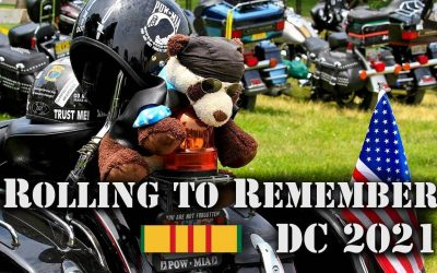 Rolling to Remember 2021 – Motorcycle Parade to Advocate MIA's & the Veterans Suicide Crisis