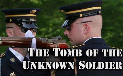 Tomb of the Unknown Soldier – In Depth Interview with Former Tomb Guard