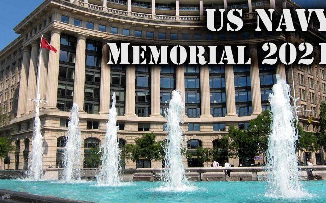 US Navy Memorial – Washington DC 2021