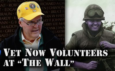Stories from The Wall with Yellow Hat Volunteer Bill Shugarts