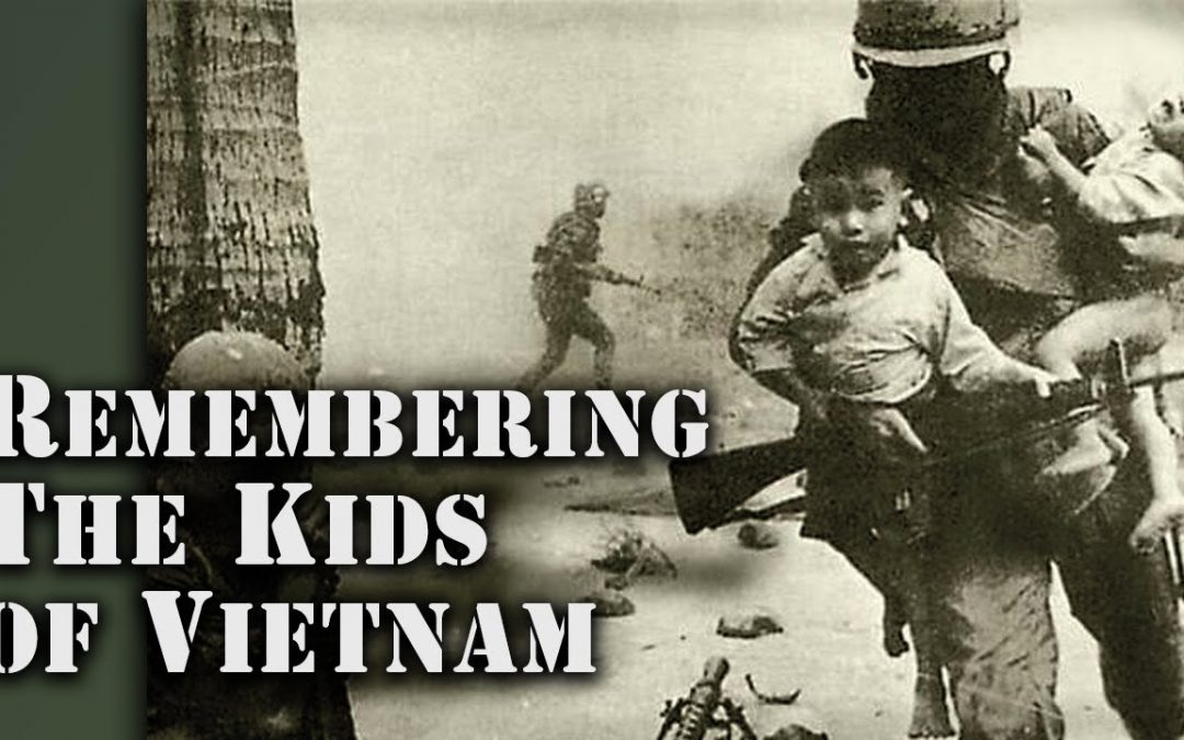 Memories of the Children of the Vietnam War