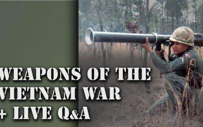 Weapons of The Vietnam War – Photo Album