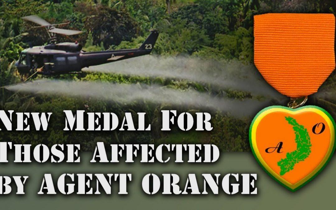 Vietnam Vets to Receive Orange Heart Medal – Details