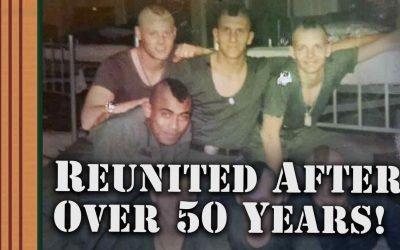 Platoon Mates Discuss Vietnam Jungle Combat During TET