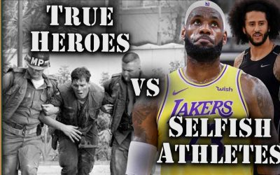 """Selfish Athletes Don't """"Battle"""" and are NOT """"Warriors""""!"""