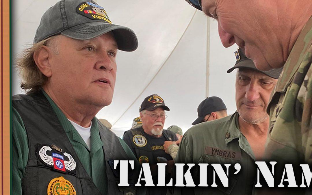 Jungle Training, Tunnels, Monsoons & Saigon – Talkin' Nam