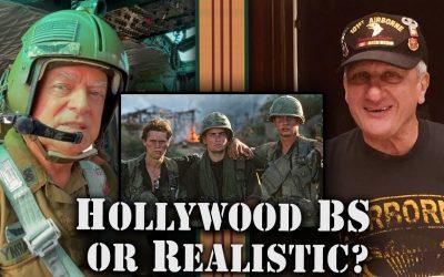 Vietnam Vets React to Iconic War Movie Scenes